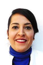 Ana Lizbeth Barajas Pérez : Encargada del Departamento de Control Escolar y Titulación