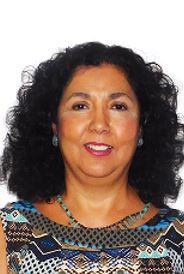 Martha Leticia Moreno Rubio : Encargada de Laboratorio