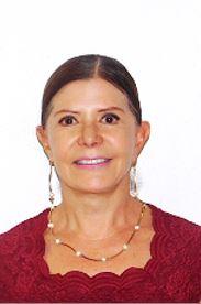 María del Refugio Flores Manríquez : Encargada del Departamento de Desarrollo Humano y Tutorías