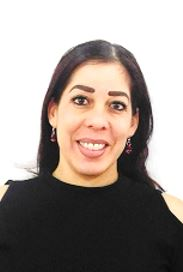Nadia Georgina Plascencia Valle : Oficial Mayor