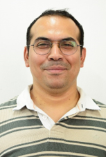 Sigfrido Sealtiel Pérez Flores : Encargado de Recursos Tecnológicos